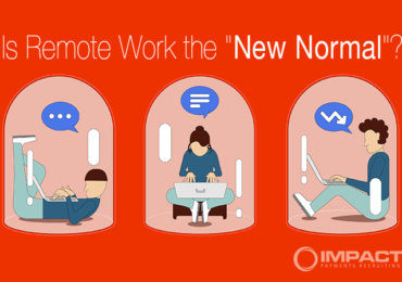 "Is Remote Work the ""New Normal""?"